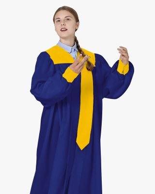 Custom Carly Choir Robes