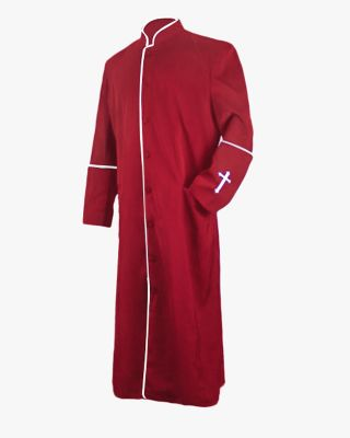 Custom Clergy Cassock - 16 Colors Available