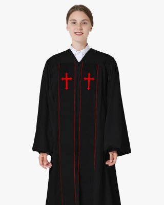 Cleric Clergy Robes