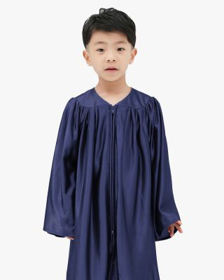Junior Economy Choir Robes Shiny Finished - 12 Colors Available