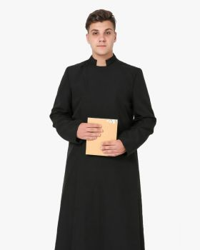 Anglican Clergy & Pulpit Cassock - 3 Colors Available
