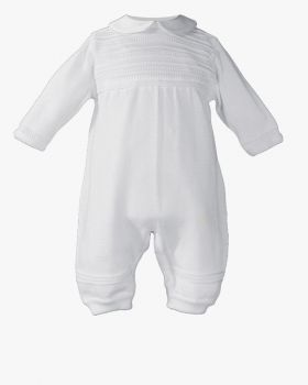 Boys Knit Coverall