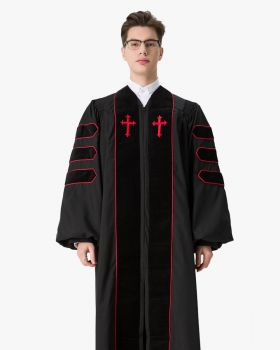Doctor of Divinity Clergy Robes