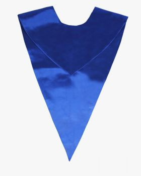 One Color V Stoles - 5 Colors Available