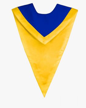 Reversible Choir Stoles with Border - 6 Color Combinations Available