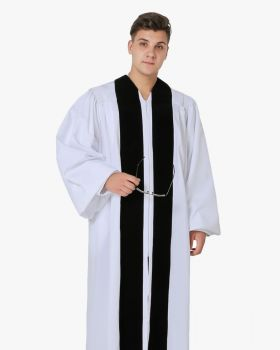 Velvet Geneva Clergy Robes